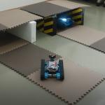 『mBot ranger』プログラミング挑戦