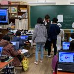 西町小学校/pepper放課後子ども教室(2020/1/24)