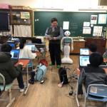 西町小学校/pepper放課後子ども教室(2020/1/29)