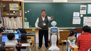 西町小学校 放課後子ども教室に行ってきました☆